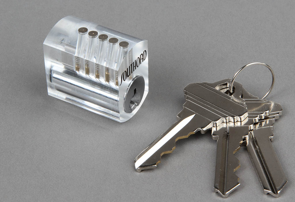 Lock Pick Trainer