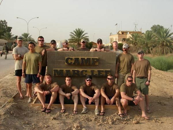 Navy SEAL Marc Lee RememberedNavy Seal Team 3