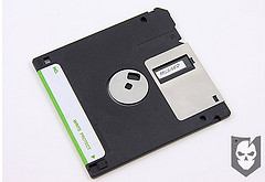 Floppy Disk Hidden Password