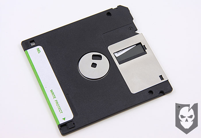 Wont let me save essay on floppy disk.?