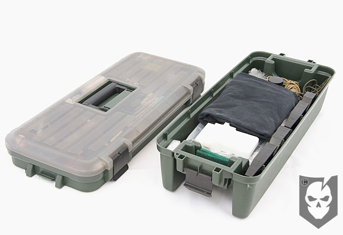 The Kitchen Sink of Range Boxes - ITS Tactical