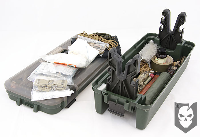 MTM Case-Guard Shooting Range Box