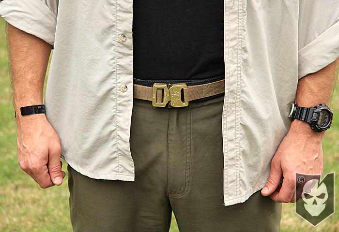 Jones Tactical EDC Belt
