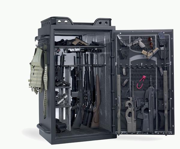 how to build a gun safe plans