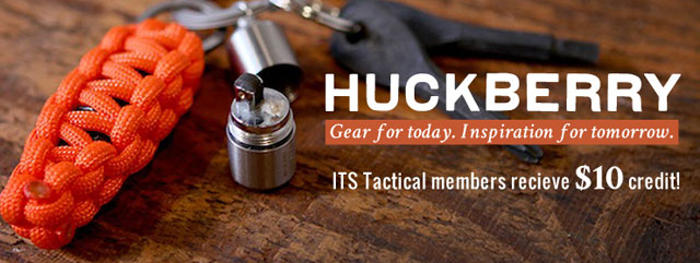 Huckberry Discount