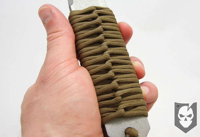 Knot Of The Week Strider Knife Paracord Wrap Its Tactical