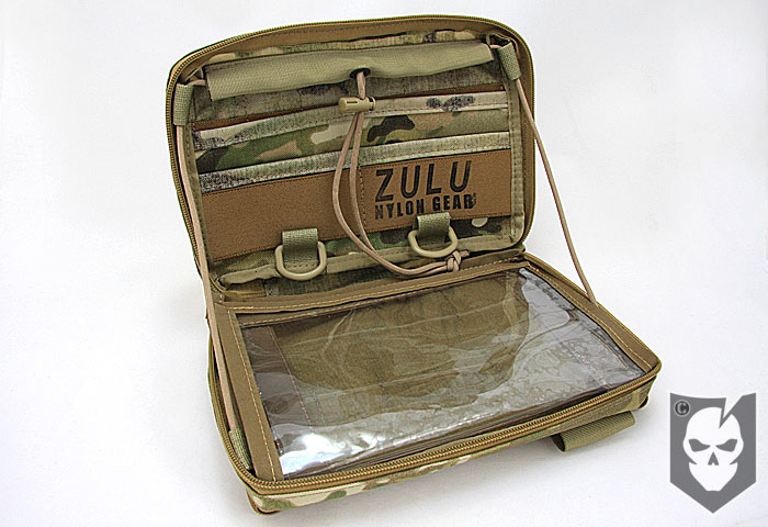 Zulu Nylon Gear Mega Admin Pouch Version 2