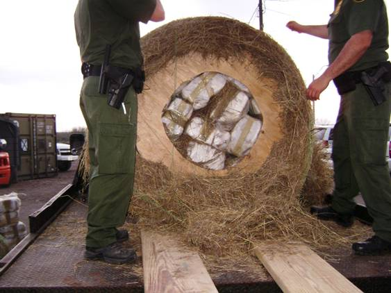 You Ll Never Look At Hay Bales The Same Its Tactical