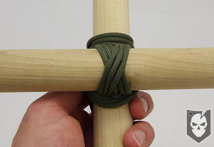 Rope Ladder Lashing 04