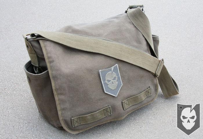 Custom Discreet Messenger Bag From Zulu Nylon Gear Its