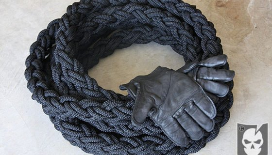 How to Make a Fast Rope Eye Splice - ITS Tactical