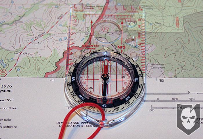 LandNav 101 Compass Selection