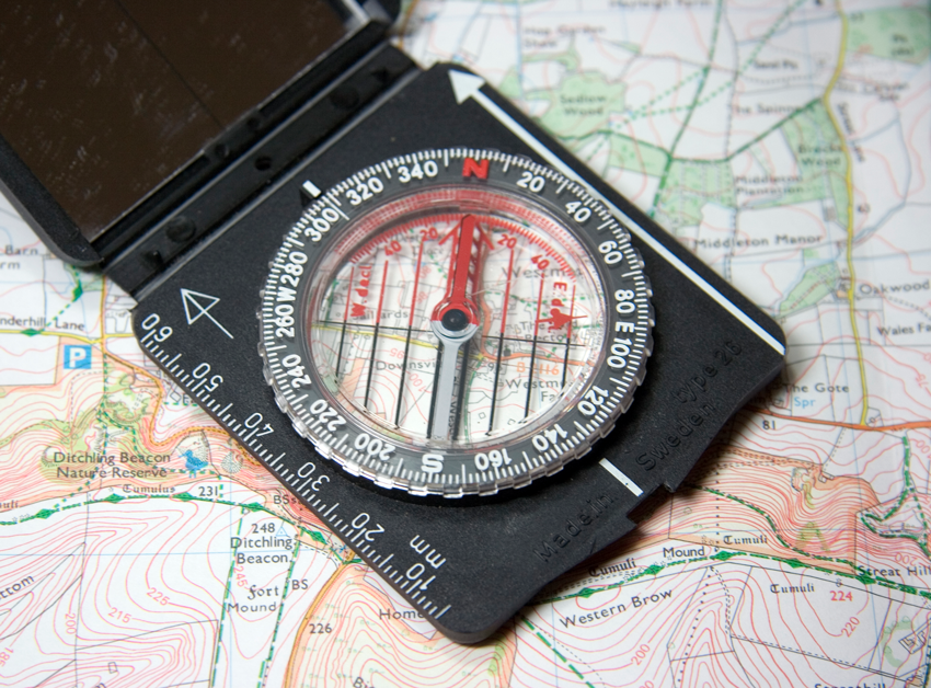 LandNav 101 Map and Compass