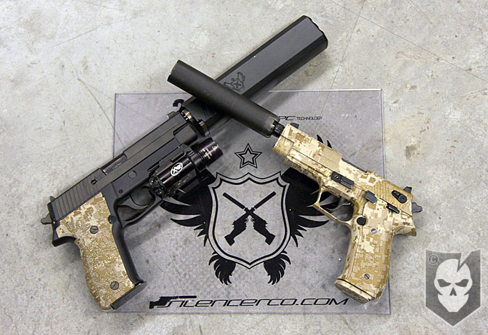 SilencerCo Suppressor Technology