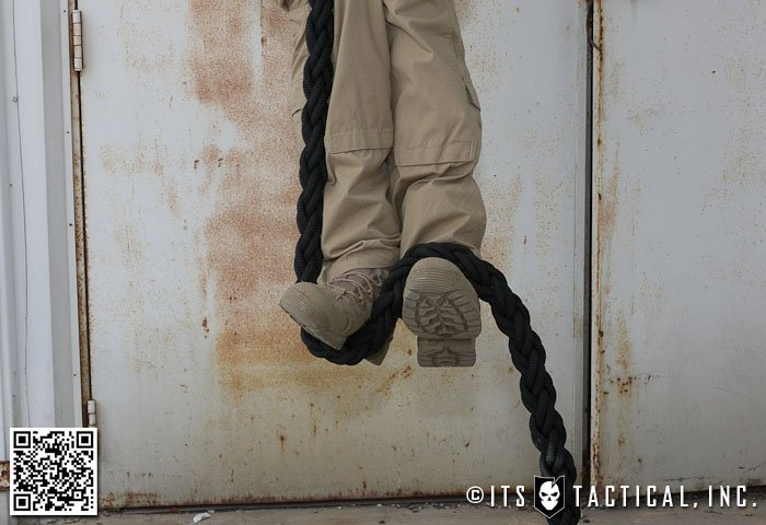 Rope Climbing Techniques
