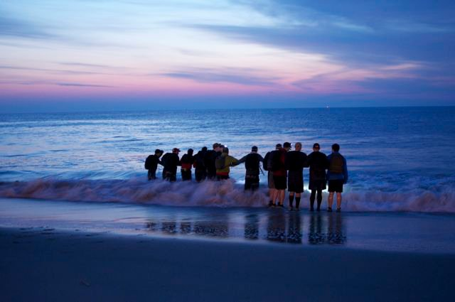 GORUCK Sunrise Beach