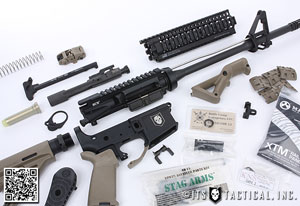 Post image for DIY AR-15 Build: Introduction, Parts and Tools Required