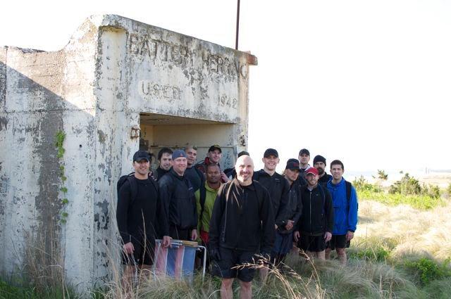 GORUCK Bunker