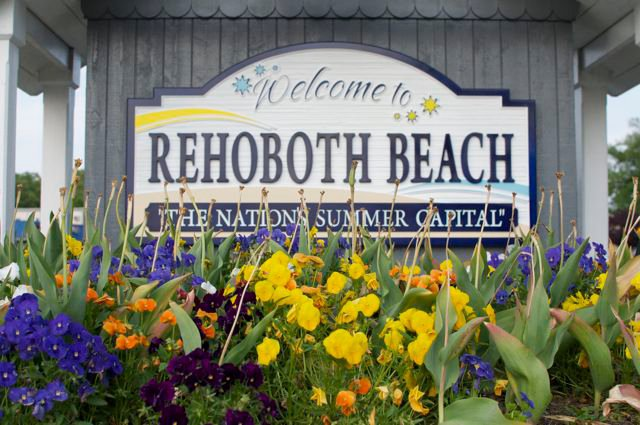 Rehoboth Sign