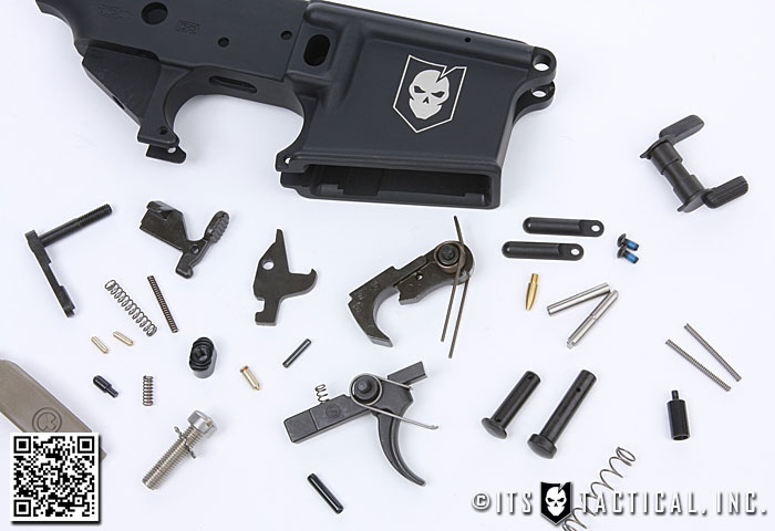 ITS Tactical DIY AR 15 Part Two