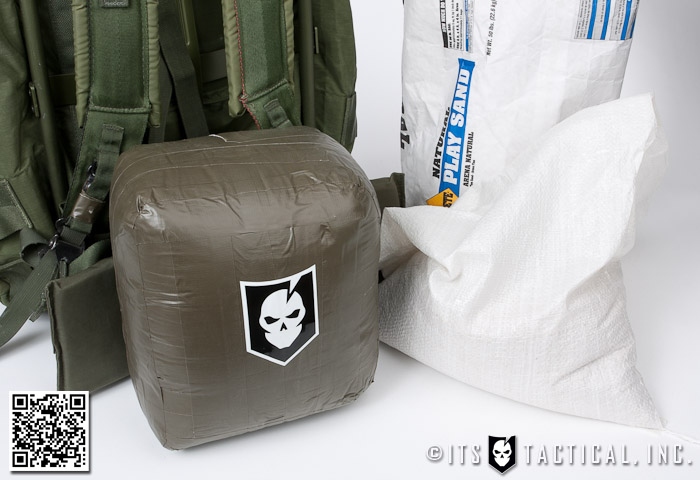 How To Make A Sandbag Pill For Weighted Ruck Runs Its Tactical