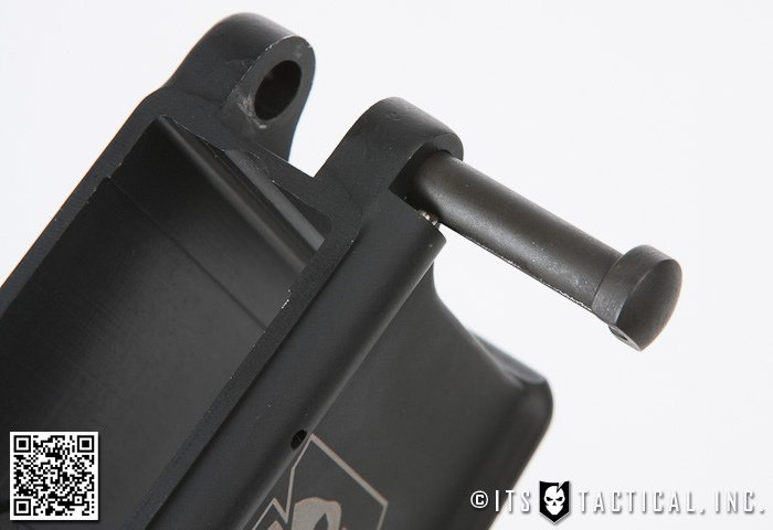 DIY AR-15 Build: Pivot Pin Installation