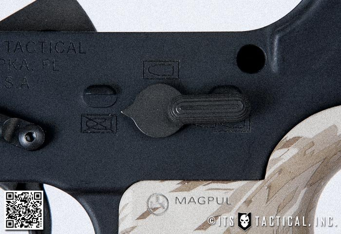 DIY AR-15 Build - Safety Selector and Pistol Grip Installation