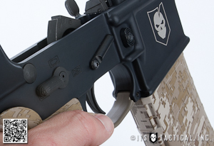 Post image for DIY AR-15 Build: Trigger Guard Installation