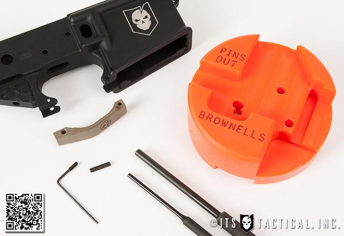 DIY AR-15 Build: Trigger Guard Installation