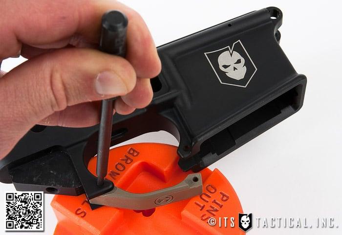 DIY AR-15 Build: Trigger Guard Installation - ITS Tactical