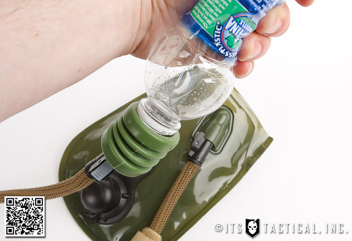Source Hydration Systems and LBT Hydration Pouches