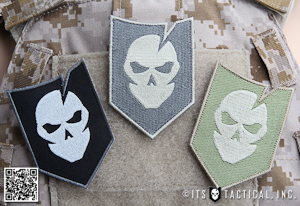 ITS Logo Patches
