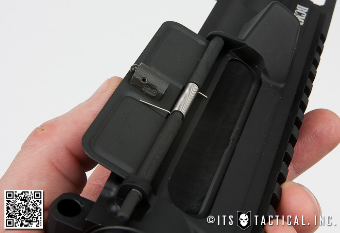 DIY AR-15 Build: Ejection Port Cover and Forward Assist Installation