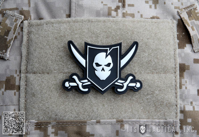 Calico Jack PVC Morale Patch
