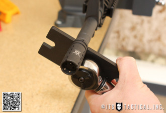 DIY AR-15 Build: Muzzle Device Installation - ITS Tactical