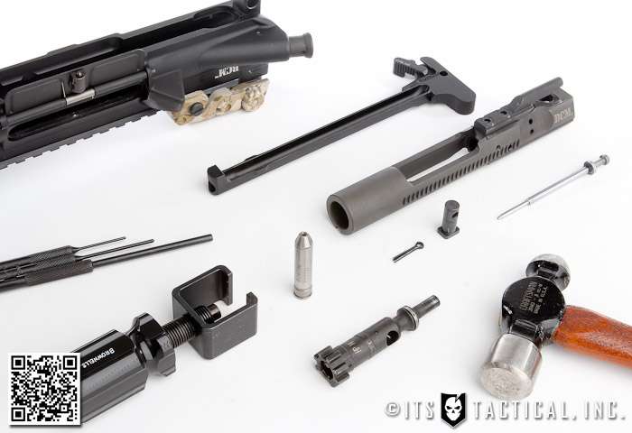 DIY AR-15 Build - Welding and Checking the Headspace
