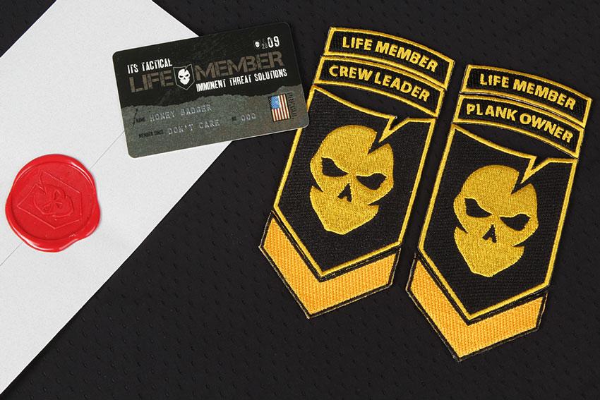 ITS Tactical Life Member