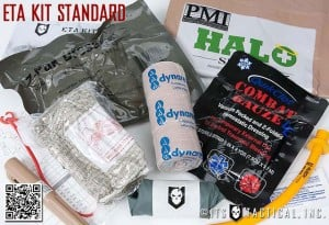 ITS Tactical ETA Trauma Kit (Standard)