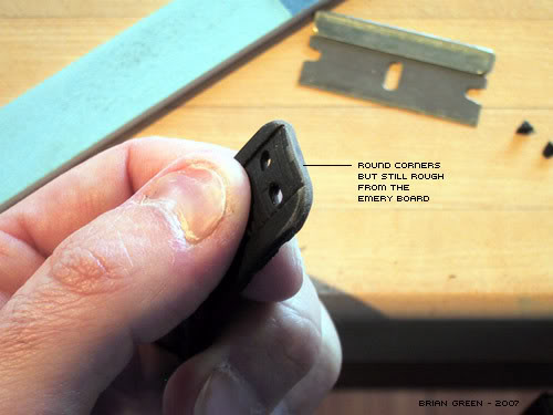 DIY G-Shock Watch Band Trim