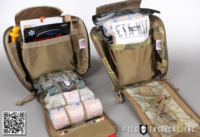 Announcing The Its Eta Trauma Kit Pouch Its Tactical