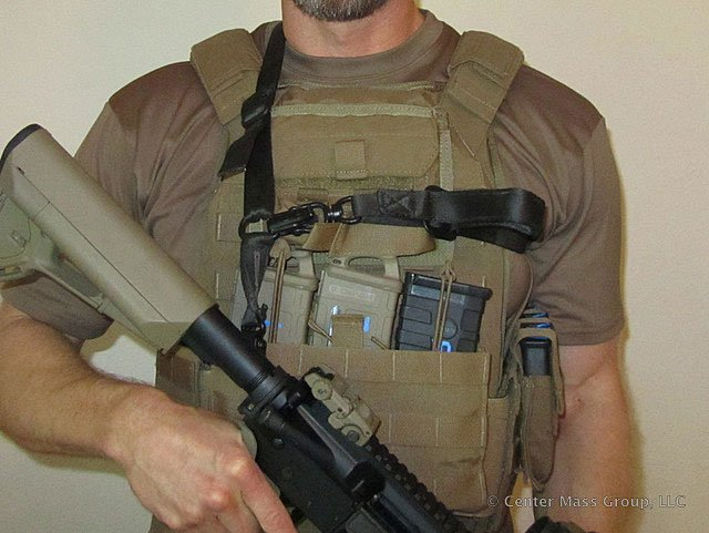 Evaluating The Geronimo Plate Carrier From T3 Gear Its