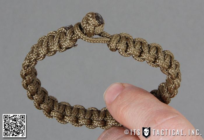 DIY Micro Paracord Bracelet