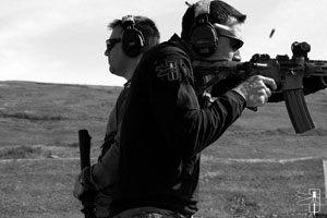 Post image for ITS Hosts Haley Strategic for Adaptive Handgun One and Adaptive Carbine One