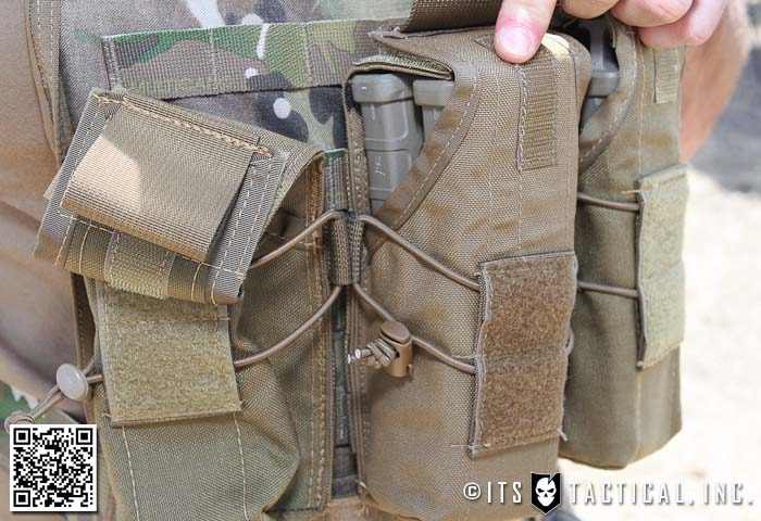 Zulu Nylon Gear M4 Double Mag Pouch