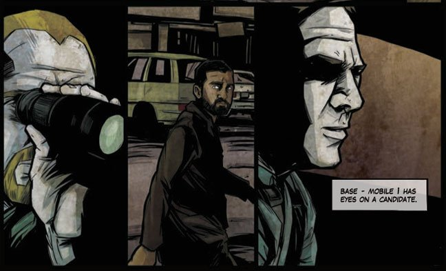 Black Powder Red Earth Graphic Novel: Exclusive Interview with Kane