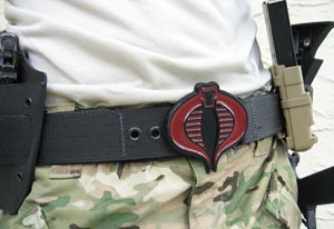 Post image for Zulu Nylon Gear Releases the First True Cobra Belt!