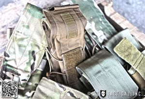 Post image for Do Flaps on Rifle Magazine Pouches Really Get in the Way During a Reload?