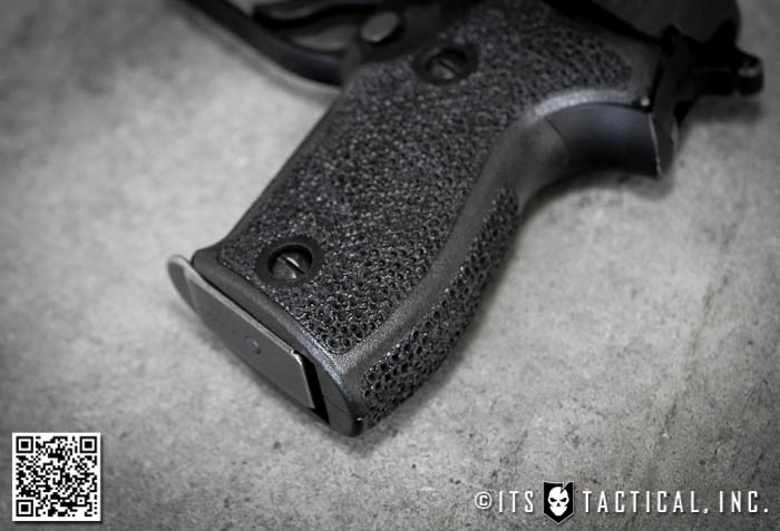 is stippling your firearm worth it my thoughts on diy stippling its tactical. Black Bedroom Furniture Sets. Home Design Ideas