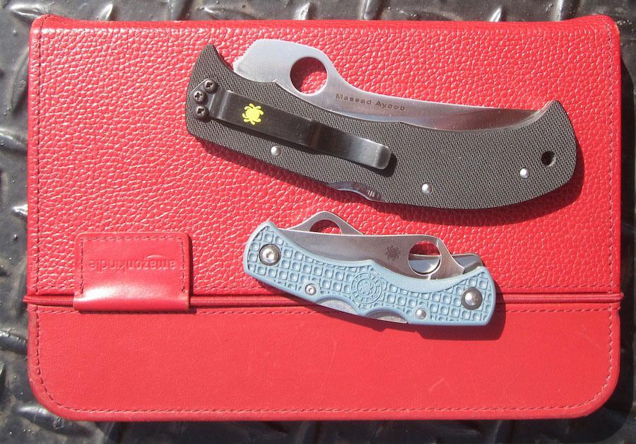 Spyderco Dyad Jr. Knife