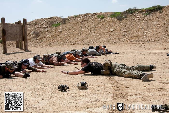 HSP Adaptive Handgun 1 and Adaptive Carbine 1 AAR
